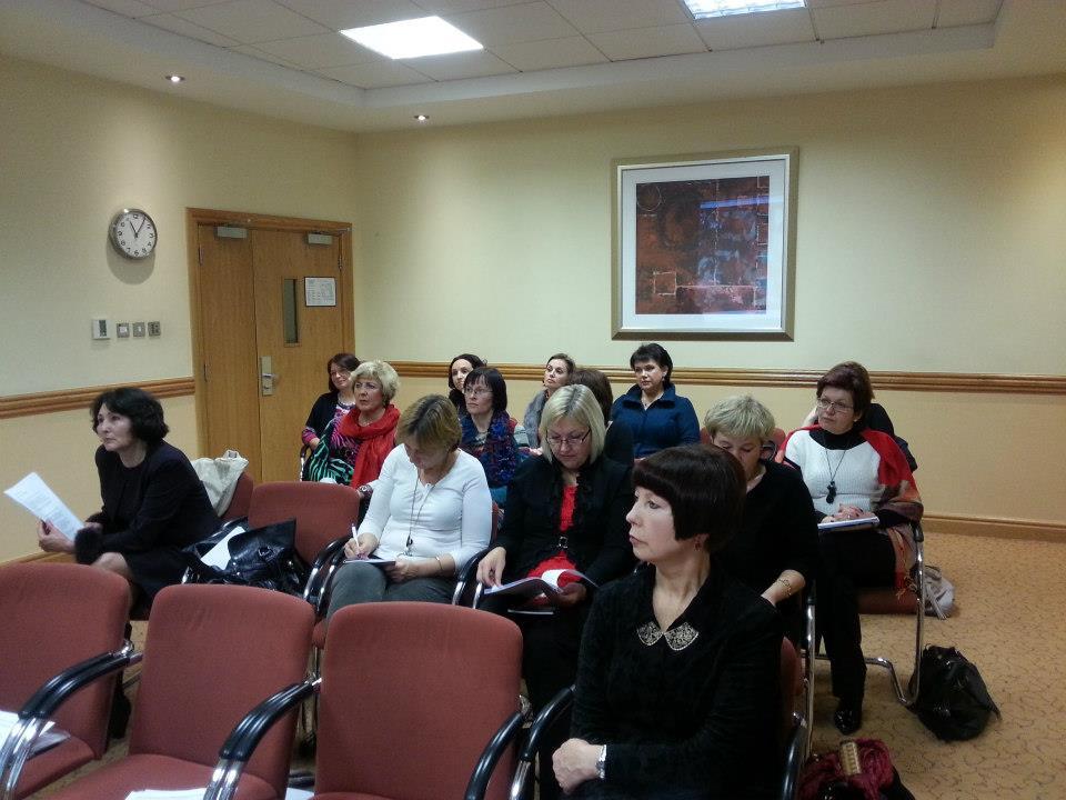 Seminar With Olga Bramley And Natalia Moroz-4
