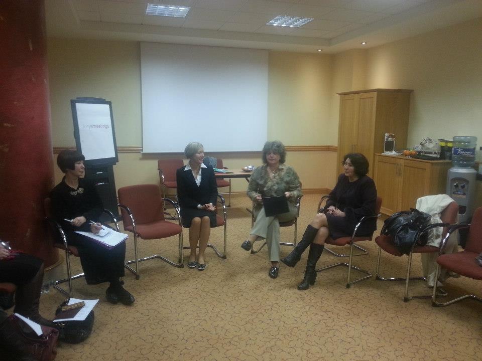 Seminar With Olga Bramley And Natalia Moroz-9