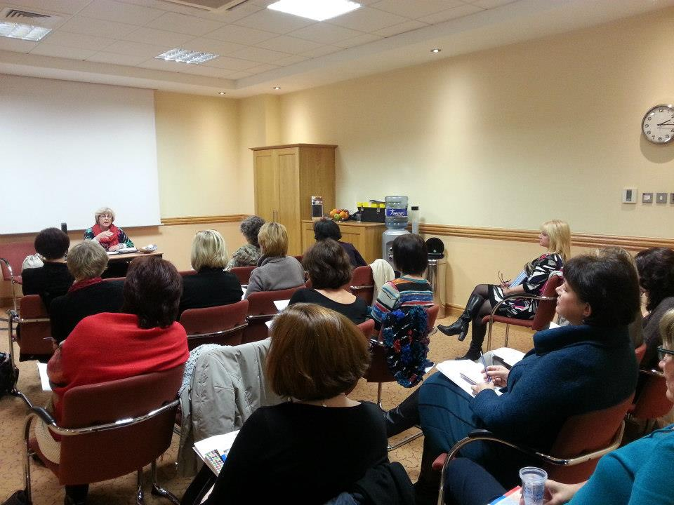 Seminar With Olga Bramley And Natalia Moroz-1