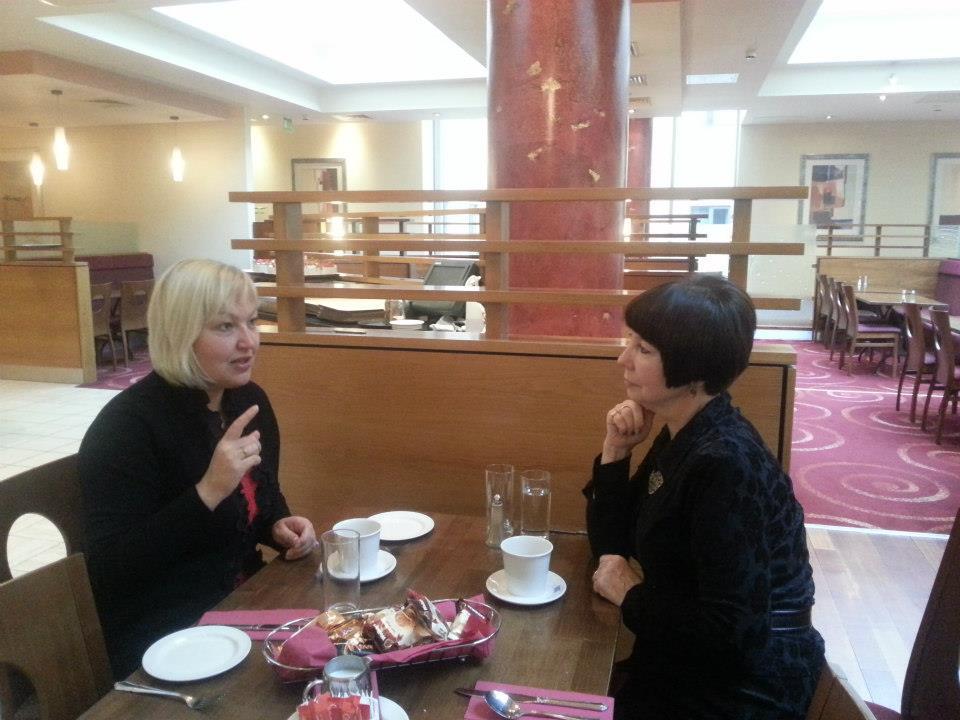 Seminar With Olga Bramley And Natalia Moroz-7