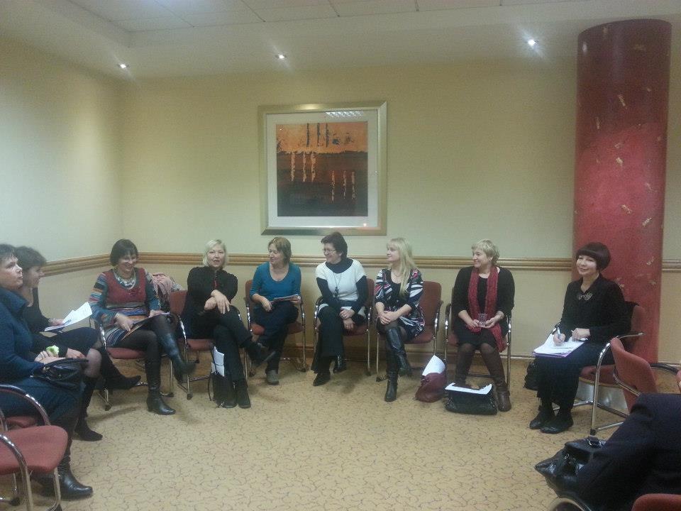 Seminar With Olga Bramley And Natalia Moroz-8